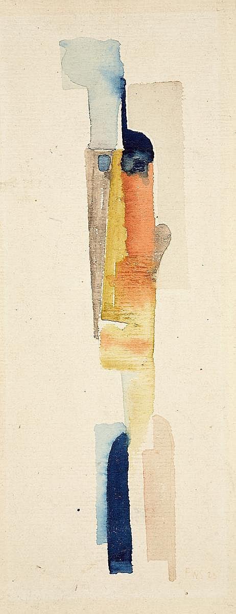 Seiwert, Franz W. Cologne 1894 - 1933  Male head.