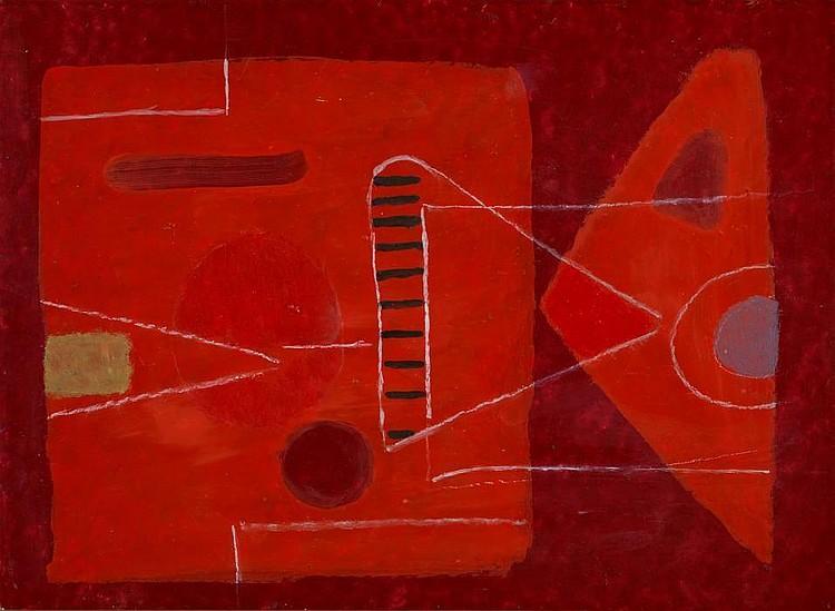Ackermann, Max 1887 Berlin - 1973 Bad Liebenzell Untitled (25.
