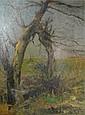 Stachelscheid, Karl 1917 Duisburg - 1970 Trees.