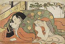 KATSUKAWA, SHUNCHÔ Active late 1770s - l