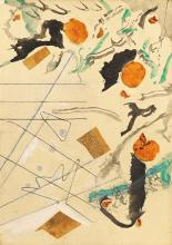 Carl Buchheister | Komposition Furi