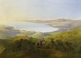 Rugendas, Johann Moritz1802 Augsburg - 1858 Weilheim - circle Valparaiso Bay.