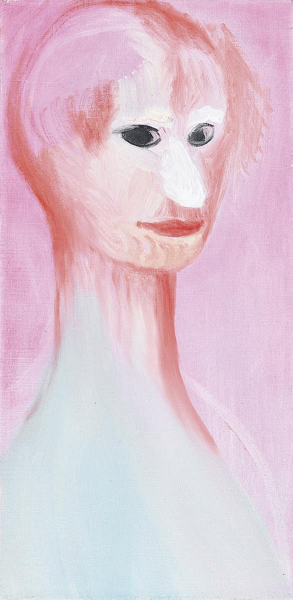 Cahn, Miriam1949 Basel Schönheit.