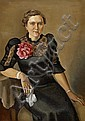 Berlewi, Henryk1884 Warsaw - 1967 Paris Portrait of a lady., Henryk Berlewi, Click for value