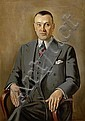 Berlewi, Henryk1884 Warsaw - 1967 Paris Portrait of a gent., Henryk Berlewi, Click for value