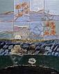 Louttre, B. Jean('Marc Antoine Bissière')1926 Paris Bleu de Chine., B. Louttre, Click for value