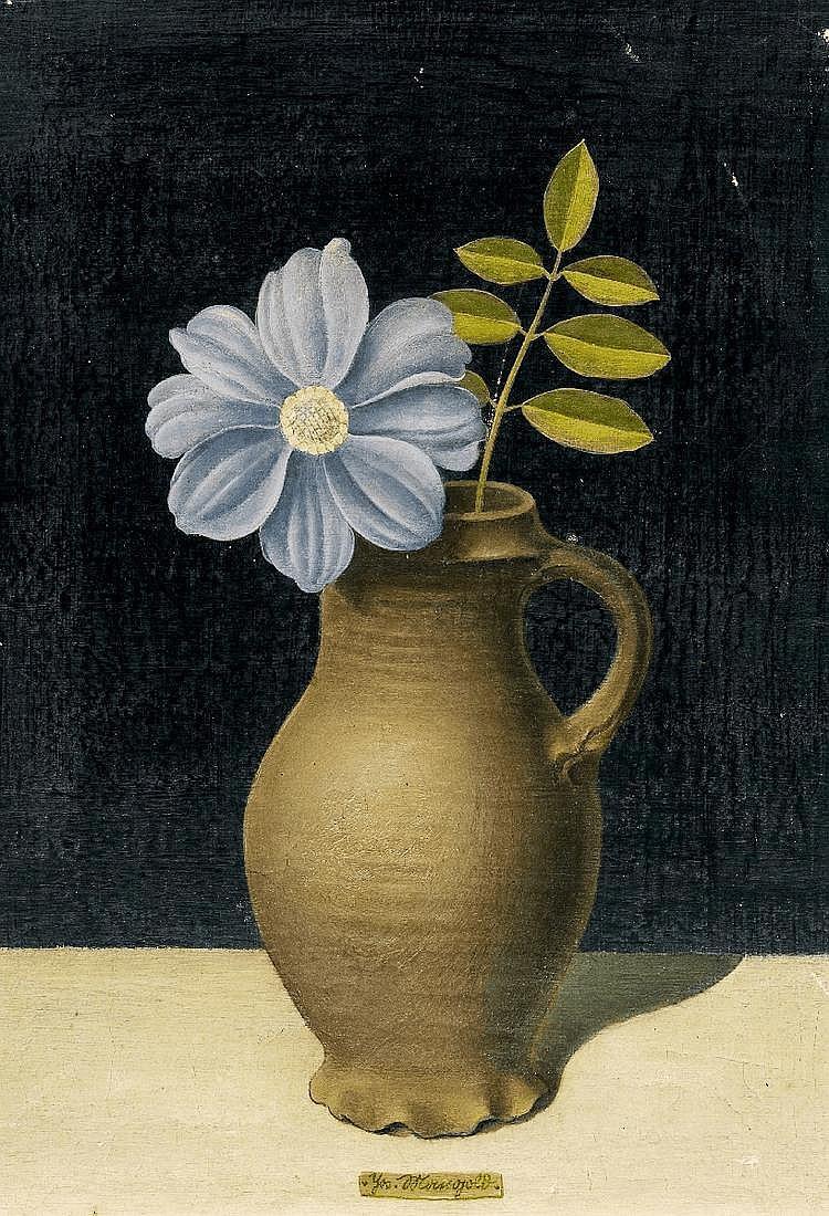 Mangold, Joseph Cologne 1884 - 1937 Flower