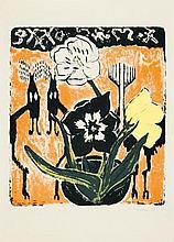 HECKEL, ERICH 1883 Döbeln - 1970 Radolfzell