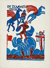 GRIESHABER, HAP 1909 Rot an der Rot - 1981