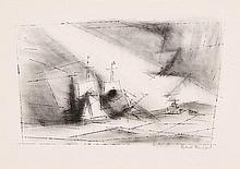 FEININGER, LYONEL New York 1871 - 1956 Vor der