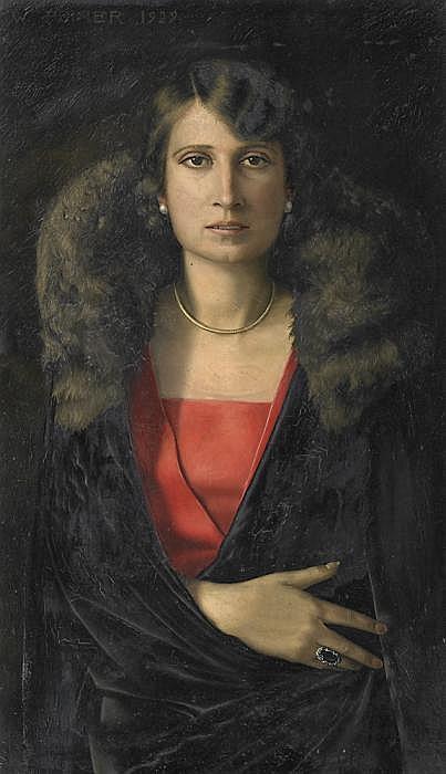 Portrait Frau K.