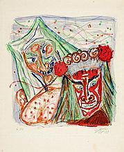 DIX, OTTO 1891 Untermhaus/Gera - 1969 Singen