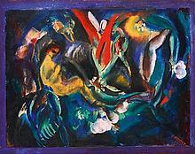 EBERZ, JOSEF 1880 Limburg - 1942 Munich Untitled