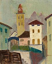 HOFER, KARL 1878 Karlsruhe - 1955 Berlin