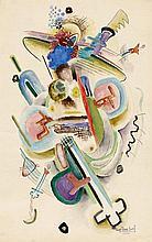 BAUER, RUDOLF 1889 Lindenwald - 1953 Deal/New