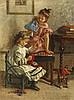 PETERS, PIETRONELLAPuppenmütter. Öl auf Leinwand., Pietronella Peters, Click for value