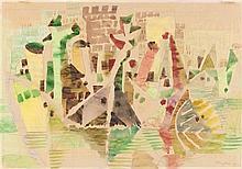 Bargheer, Eduard   1901 Finkenwerder/ Elbe - 1979 Hamburg