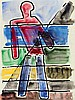 Räderscheidt, Anton   Köln 1892 - 1970, Anton Raderscheidt, €0