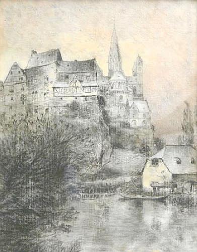 Rüdell, Carl 1855 Trier - 1939 Cologne