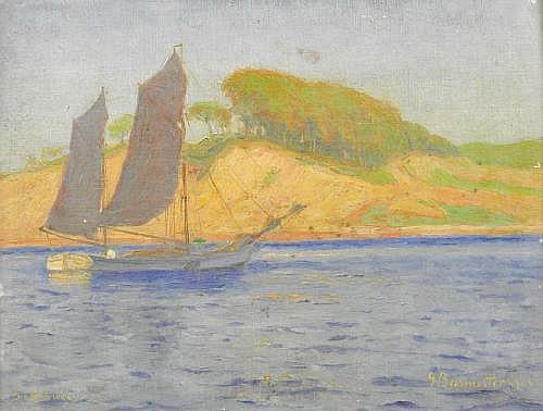 Burmester, Georg 1864 Barmen - 1936 Moltenort/ Kiel