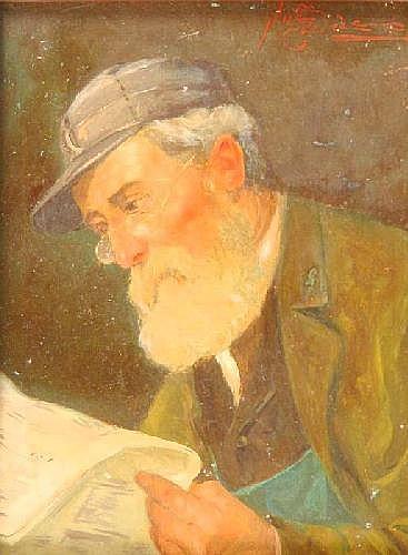 Süss, Josef 1857 Brünn - 1937 Vienna