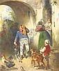 Venne, Adolf van der 1828 Wien - 1911 Schweinfurt  Homecoming of a soldier., Adolf
