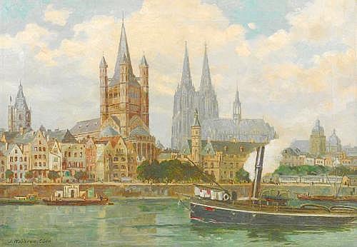 Möhren, Jean 1876 Elberfeld was active in Munich  Cologne.