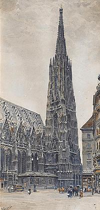 Graner, Ernst 1865 Werdau - 1943 Vienna Vienna.