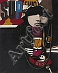 Spangenberg, Herbert 1907 Hamburg - 1984  Superboy., Herbert Spangenberg, Click for value