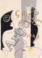 Braque, Georges 1881 Argenteuil - 1963 Paris Une