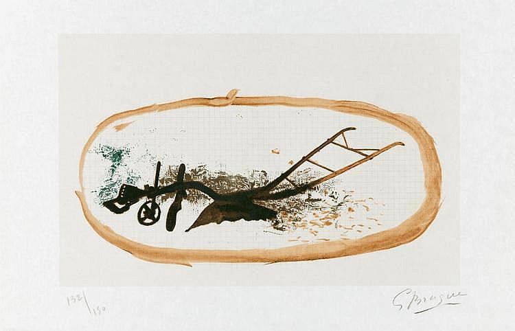 Braque, Georges 1881 Argenteuil - 1963 Paris La