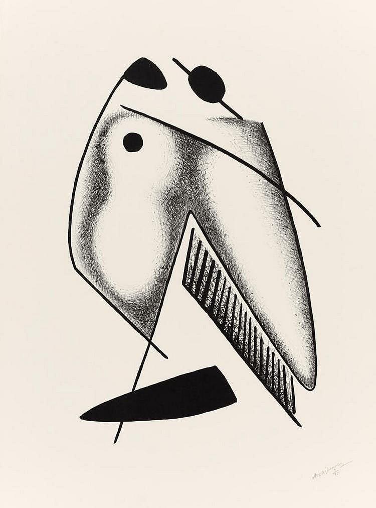 Archipenko, Alexander 1887 Kiew - 1964 New York