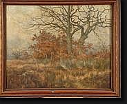 COOSEMANS Joseph Théodore (1828-1904). Huile sur