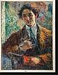 CRETEN Georges (1887-1966). Huile sur toile Le, Georges Creten, Click for value