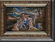 """SEVIN Pierre Paul (1650-1710). """"Vénus voulant"""