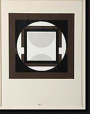 DE COCK Gilbert (1928-2007). Composition