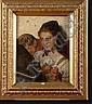 GERARD Lucien (1852-1935) (?). Huile sur toile, Lucien Gérard, Click for value