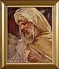 VAN BIESBROECK Jules Pierre (1873 - 1965) Huile sur toile