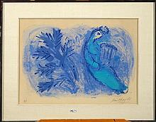 CHAGALL Marc (1887 - 1985) -