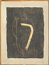 GUIETTE René (1893 - 1976) - Technique mixte sur toile