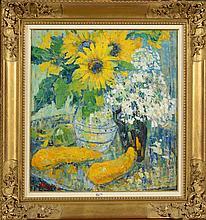 FRISON Jehan (1882 - 1961) - Huile sur panneau