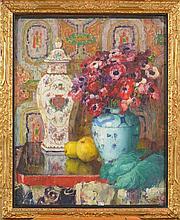 TOUSSAINT Fernand (1873 - 1955) - Huile sur toile