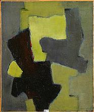 CARREY Georges (1902 - 1953) - Huile sur toile
