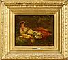 DIAZ de la PENA Narcisse Virgile (1807 - 1876) - Huile sur panneau d'aca, Narcisse Diaz, €700