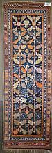 Couloir Shirvan ancien décoré de