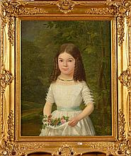 BRICE Ignace (1795 - 1866) - Huile sur toile