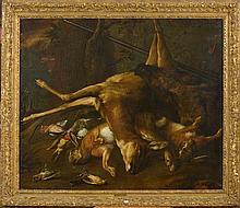 FYT Jan (1611 - 1661) - Huile sur toile