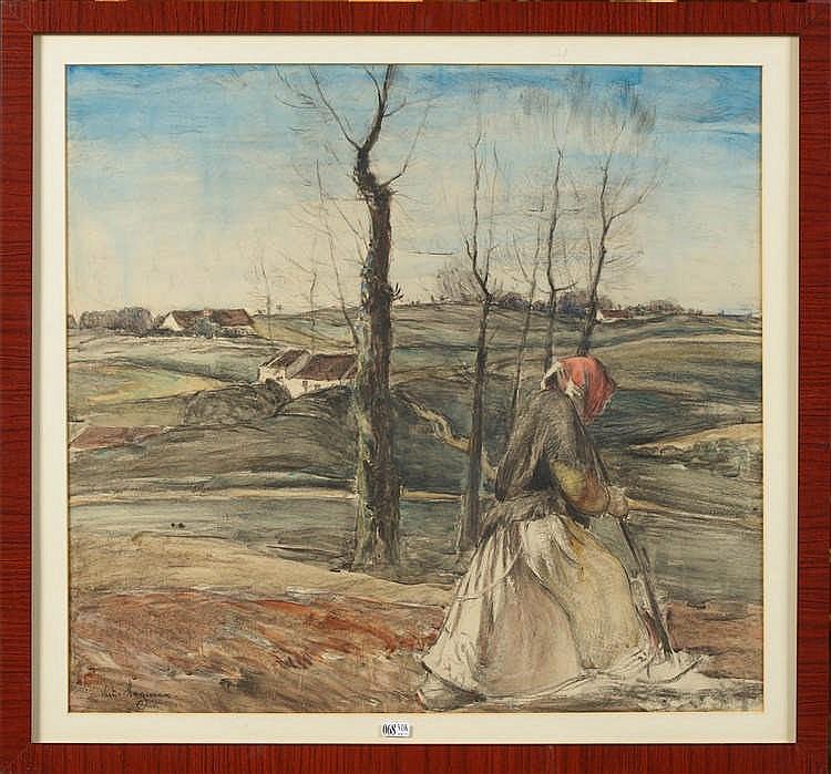 HAGEMANS Victor  (1868 - 1928),