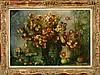 LAUDY Jean (1877 - 1956) Huile sur toile