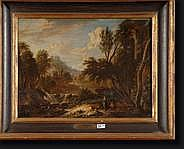 DE HEUSCH Willelm (1625 ou 1638-1692). Attribué à.